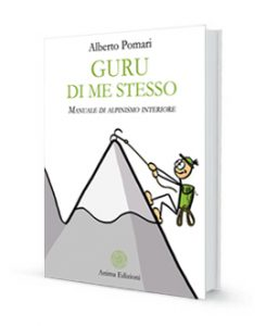Copertina libro Guru di me stesso manuale di alpinismo interiore