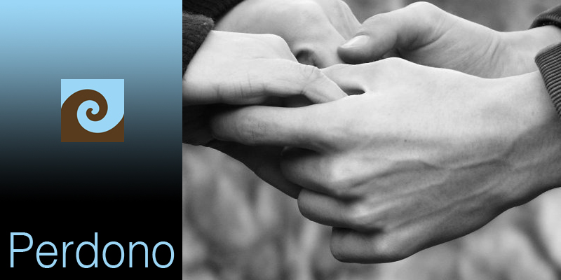mani che si incontrano foto bianco nero perdono